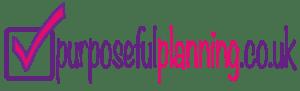 Purposeful planning tagline