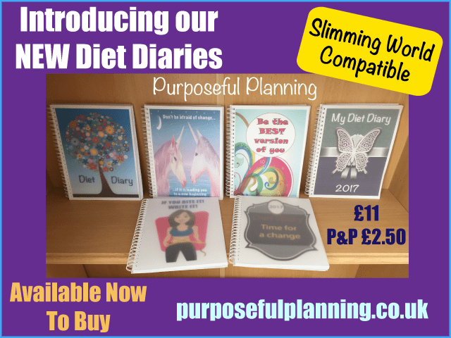 new diet diaries available now
