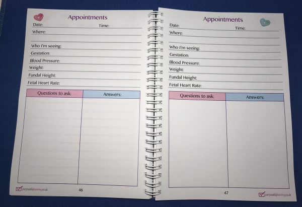 Appointments Inside Page Photo