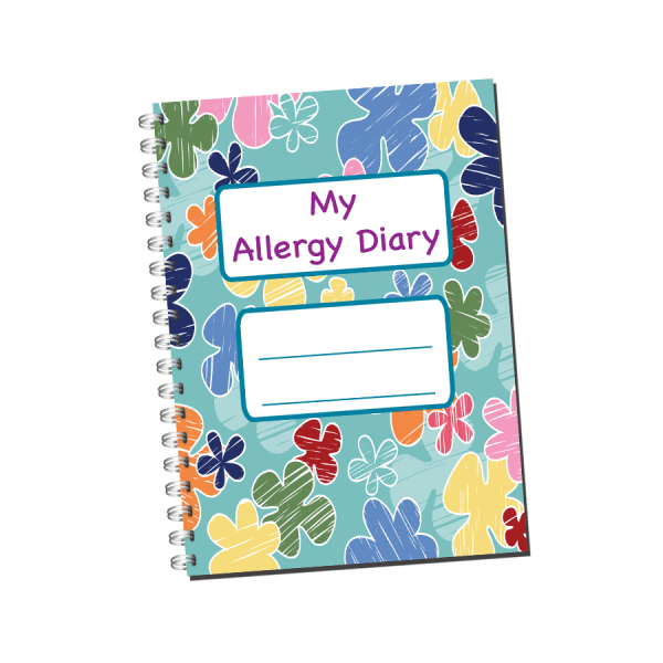 My Allergy Diary cover