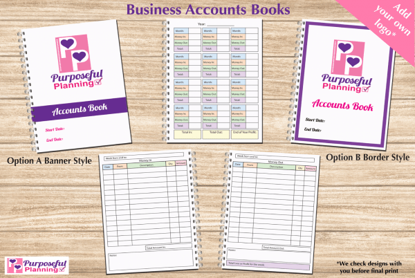 Accounts Book Website 1