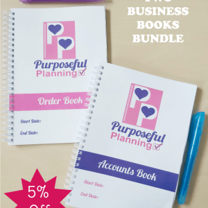 Two business books bundle 5% off