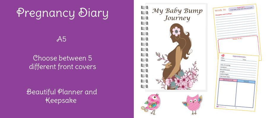 Pregnancy Diary slide