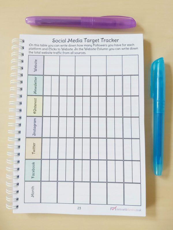 Social Media Target Tracker