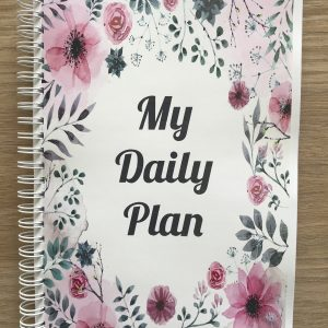 My Daily Planner Notebook