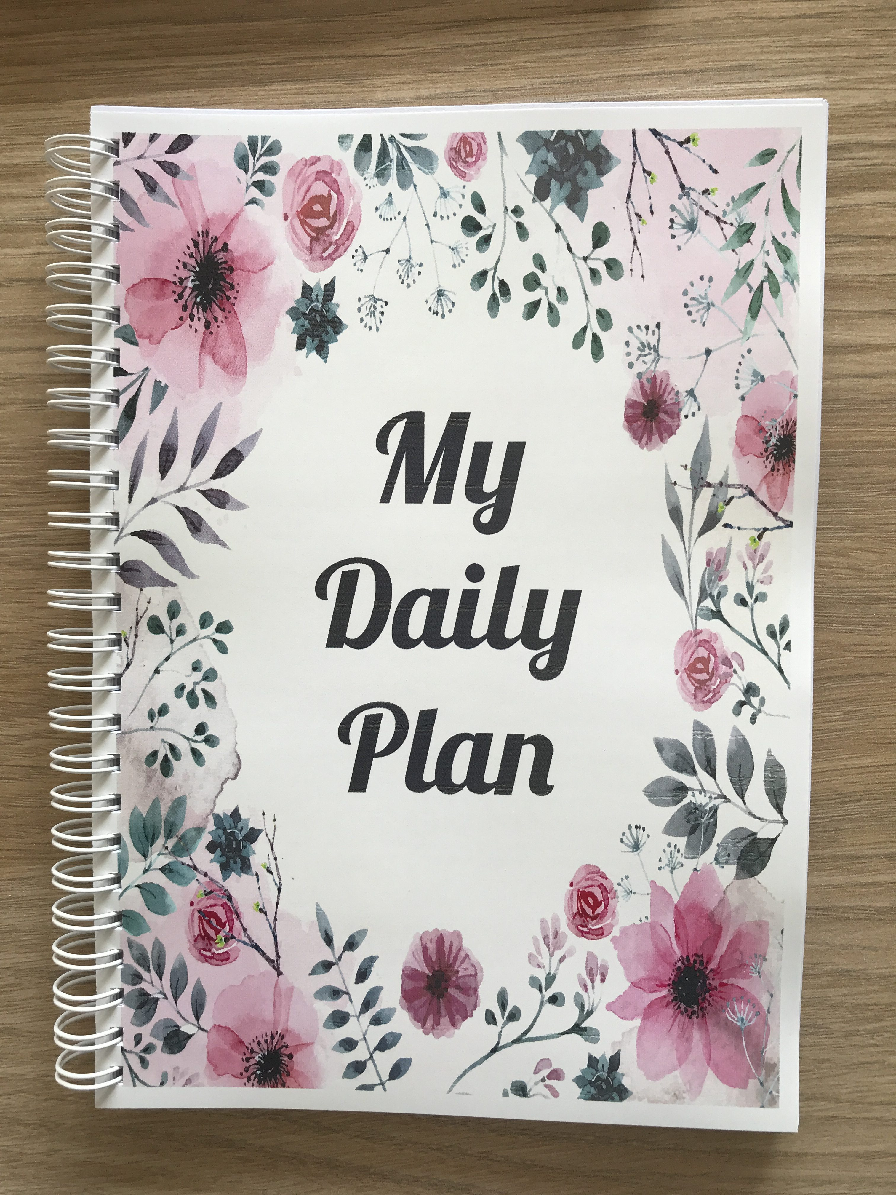 image about Time and to Do Planner referred to as My Every day Planner Laptop