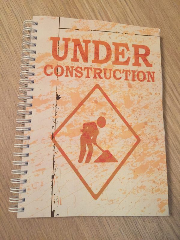 Under Construction Front Cover