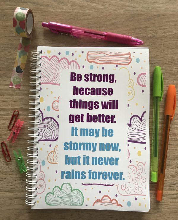 Mental Health Diary Journal Book